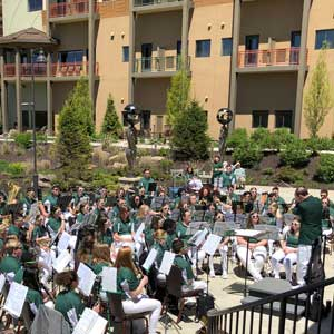 Photo Pennsylvania Lions All-State Band